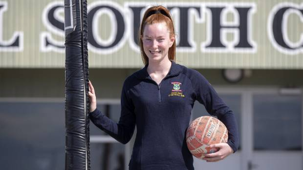 Roncalli College senior netball player and South Canterbury under 17 netball representative player Sophie Lyons has been selected to play senior netball at Seaford College in the United Kingdom for three months.