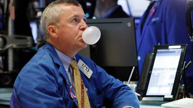 After a long stretch of relative calm the stock market has suffered sharp losses over the last week