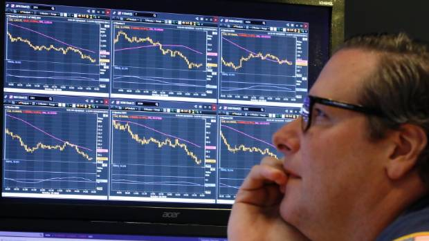 Nikkei plunges by over 1000 points in afternoon trading
