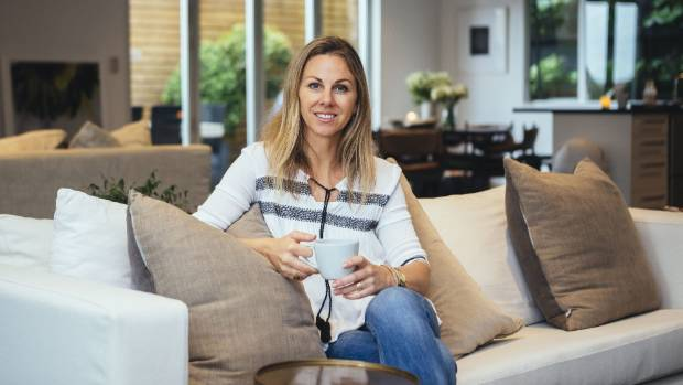 Interior designer Melissa Greenough is on the renovation team in the new series of HOMEmade starting on TVNZ 1 next week.