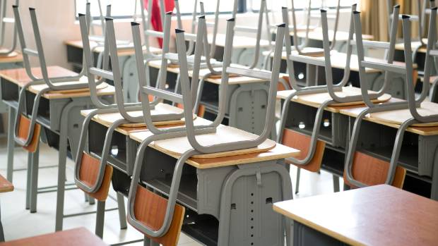 Breaking the mold: Formal rows of desks facing a teacher are on the road with innovative learning environments.