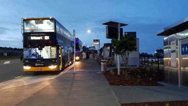 Four Auckland bus stations are on the list for possible commercial development.