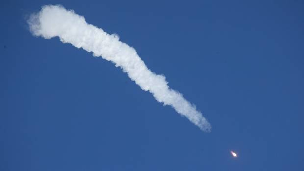 Soyuz MS-10: Russian spacecraft makes emergency landing on Earth