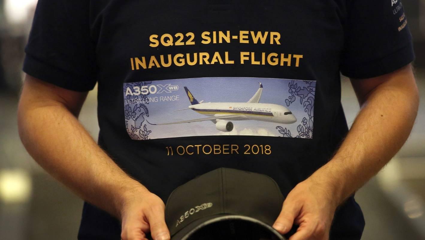 Hour-by-hour: Onboard world\'s longest flight | Stuff.co.nz