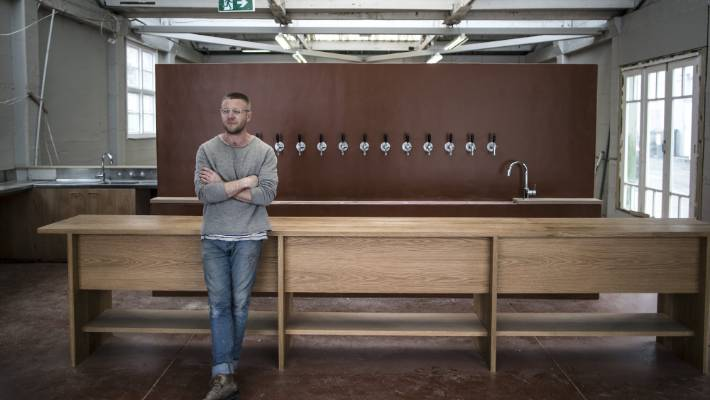 Garage Project Beer Nitro Coffee And Wine On Tap At New