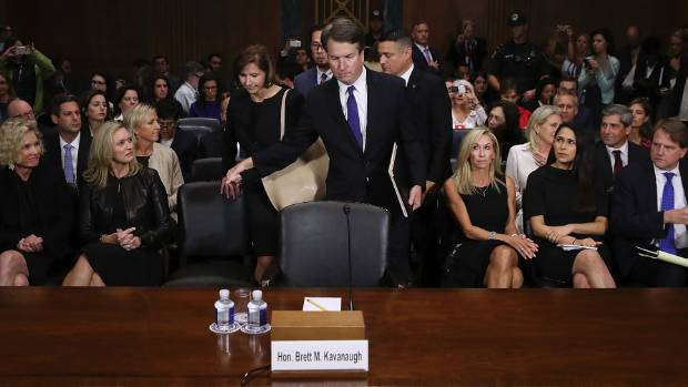 Witches to hex Brett Kavanaugh, others accused of sexual assault