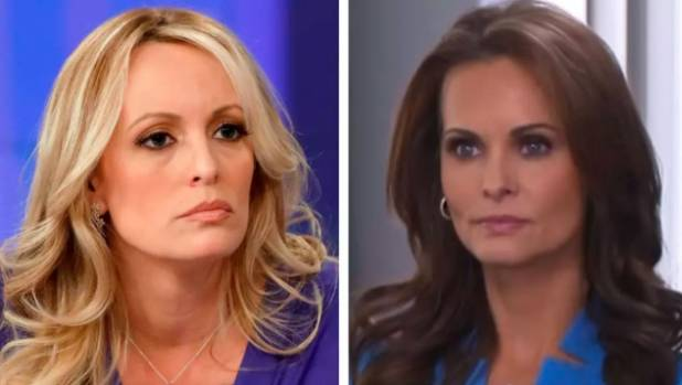 Stormy Daniels and Karen Mc Dougal have each said they had sex with Donald Trump before he was US president
