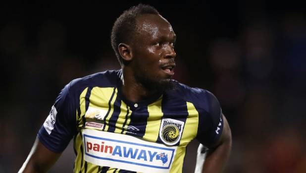 Usain Bolt seems bound for another crack at European football after a trial period in Australia