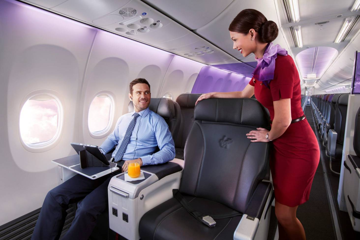 Flight test: Brisbane to Christchurch with Virgin Australia | Stuff