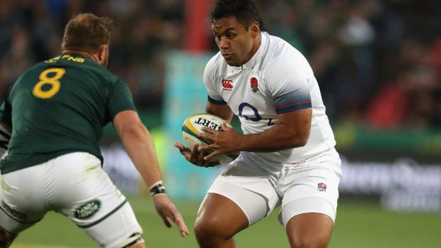 Billy Vunipola out of November games with broken arm