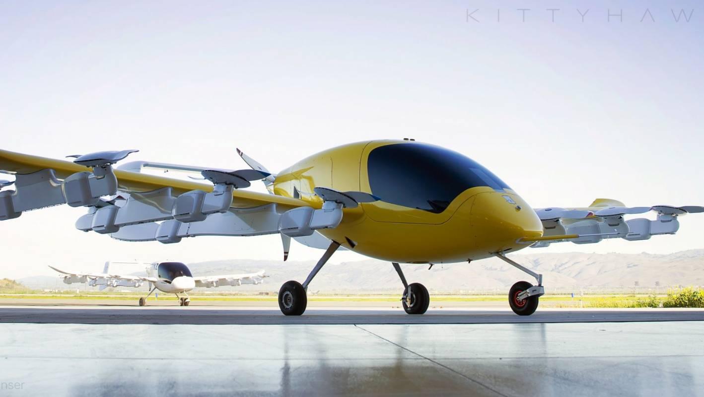 Air New Zealand does deal for autonomous air taxis