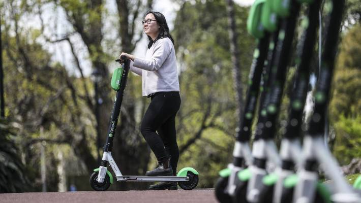 The lowdown on Lime Scooters, New Zealand's newest transport trend