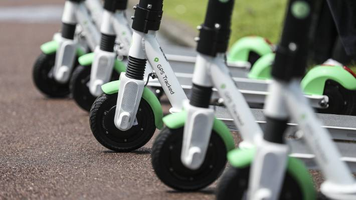 Sour taste left by high cost of Lime e-scootering | Stuff co nz
