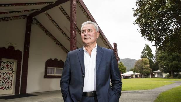 Former Prime Minister John Tamihere presented his claim during a Waitangi Tribunal hearing at Tūrangawaewae Marae on Tuesday.