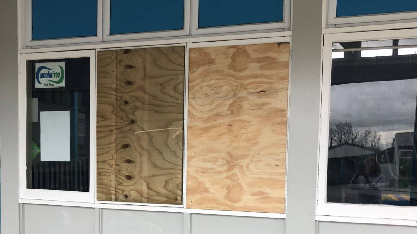 Schools targeted by vandals during holidays