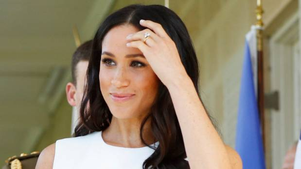 Meghan Markle wears Princess Diana's jewelry