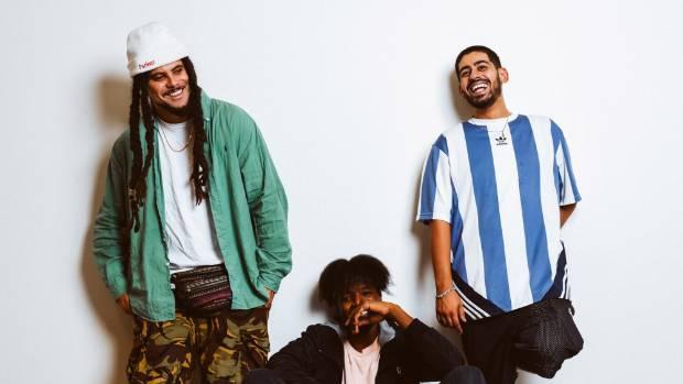 High Beams released their debut EP in August.