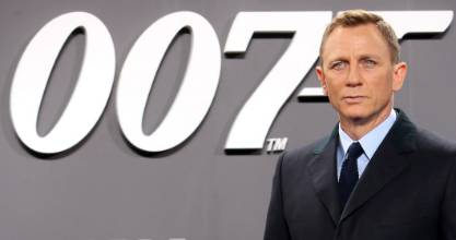 Actor Daniel Craig will return as James Bond.