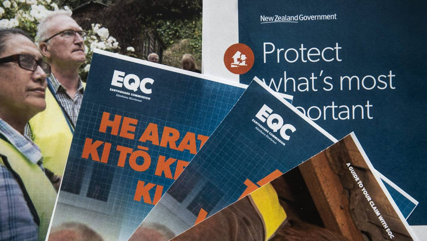 EQC may confirm 30 job cuts centred in Wellington and Hamilton next week