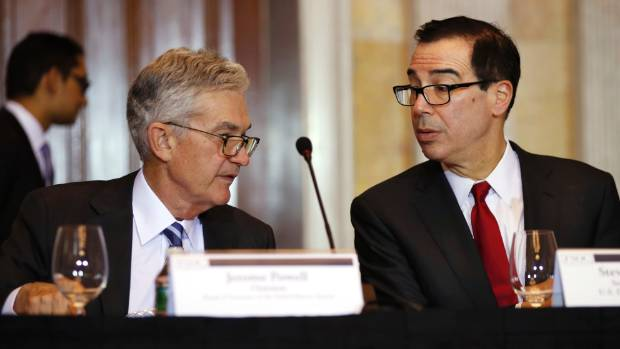 U.S. Federal Reserve official eyes more dovish rate path