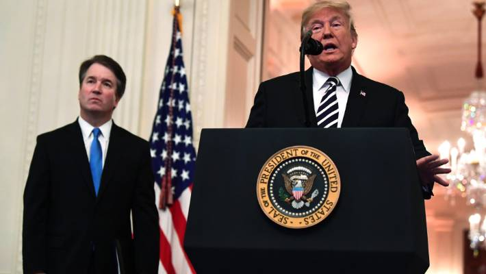 US President Donald Trump's recent success in getting Brett Kavanaugh confirmed to the bench will lurch the US Supreme Court to the right - perhaps for decades, given appointments are for life.