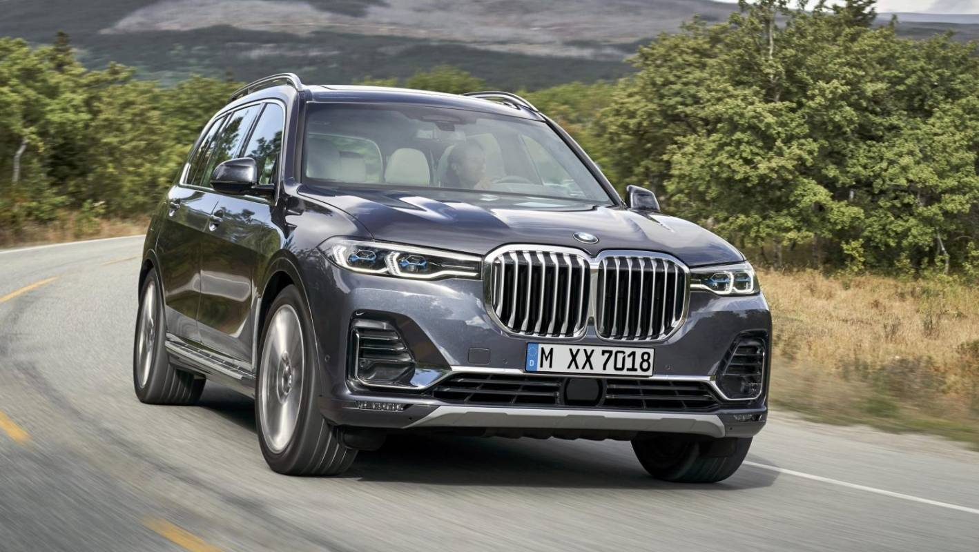 Biggest Bmw Suv To Land Here Next Year Stuff Co Nz