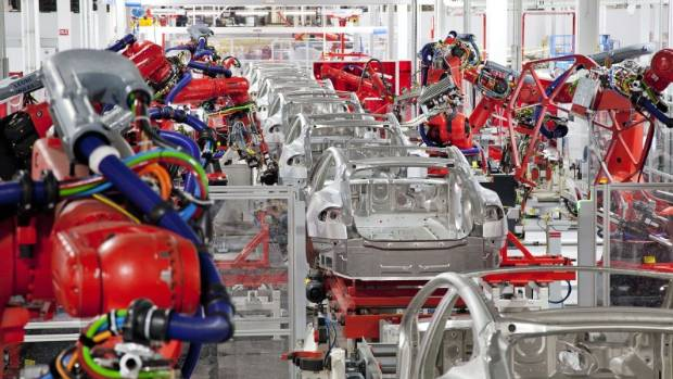 Tesla secures Shanghai site for $2 billion China Gigafactory China 17:47