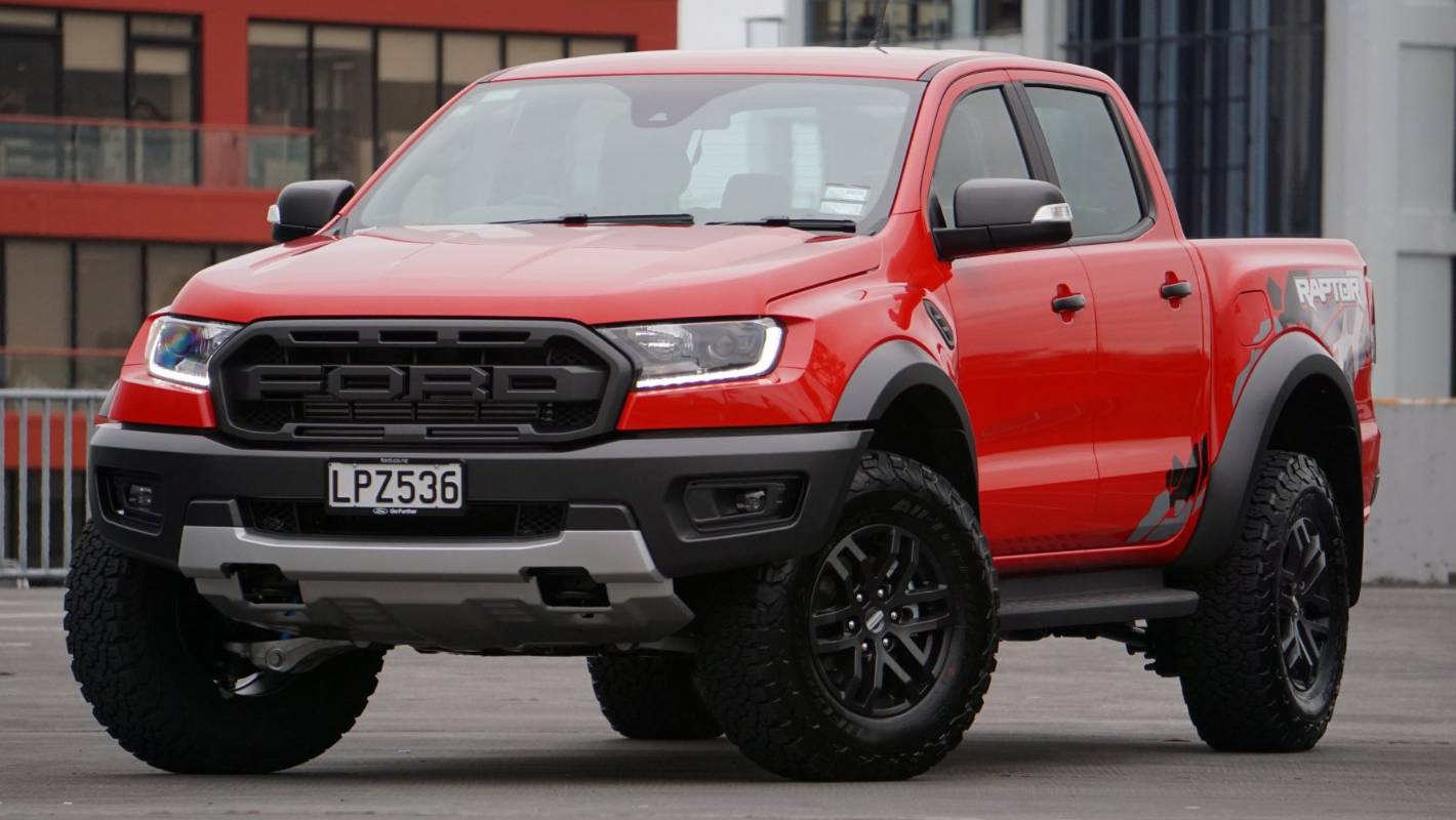 why the ford ranger raptor is our top pickup truck of 2018. Black Bedroom Furniture Sets. Home Design Ideas