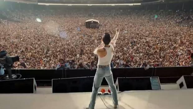 Bohemian Rhapsody: Rami Malek's Freddie Mercury glosses over