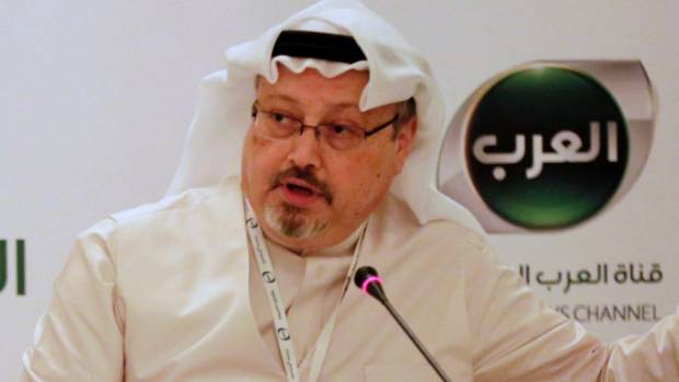 Jamal Khashoggi wrote for The Washington Post and was critical about Saudi Crown Prince Mohammed bin Salman.