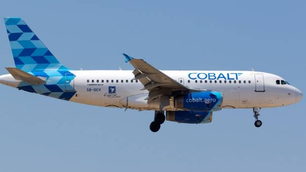 Passengers stranded as Cypriot Cobalt Air goes bust