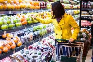 Reducing your options when you go food shopping means you won't go wild in the aisles - and you'll save cash in the long run.