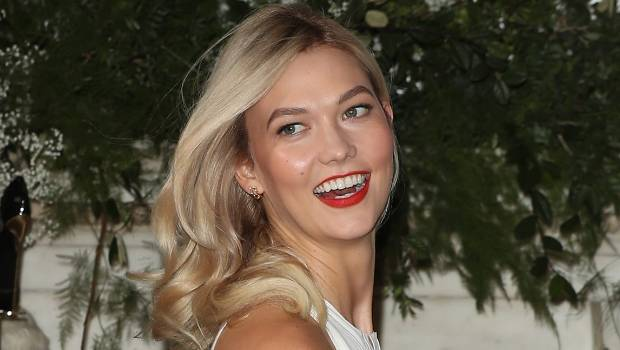 Karlie Kloss is now a married woman