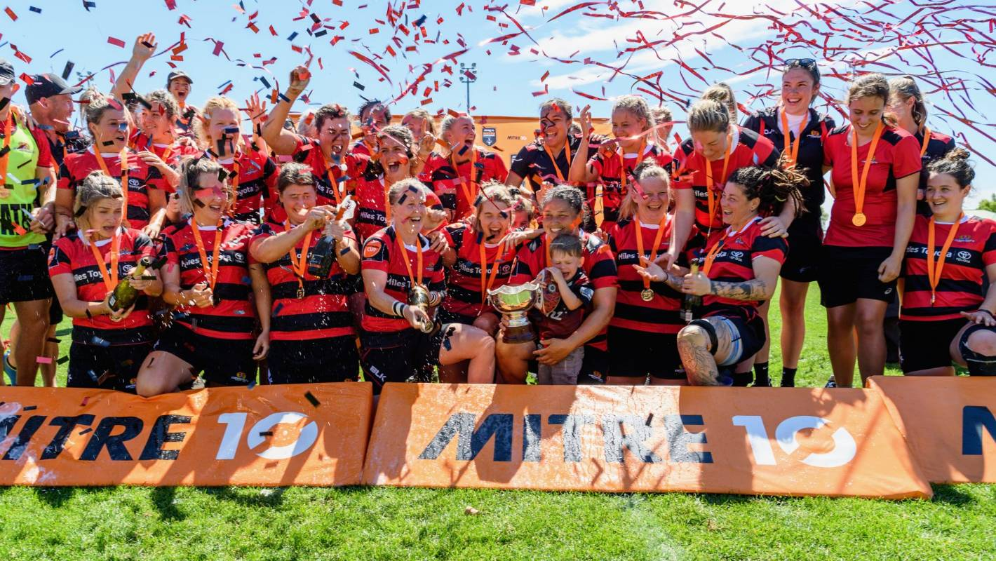 Farah Palmer Cup 'so competitive', says wary Canterbury captain