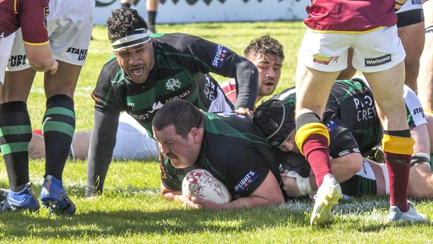 Celtic club mates key components of South Canterbury Heartland campaign