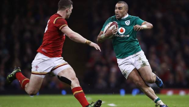 Simon Zebo Apologizes To Michael Lowry For Taunting