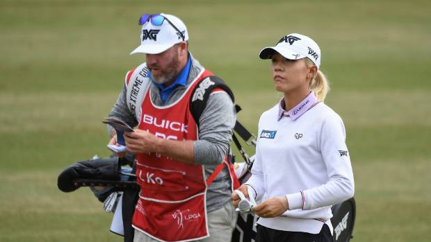 Lydia Ko makes late charge to finish second in Shanghai