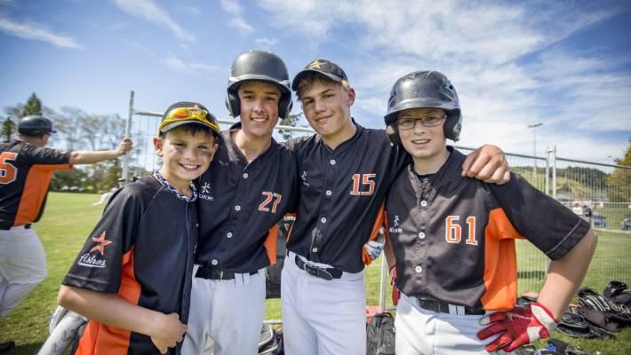 Nelson hosts first baseball tournament   Stuff co nz
