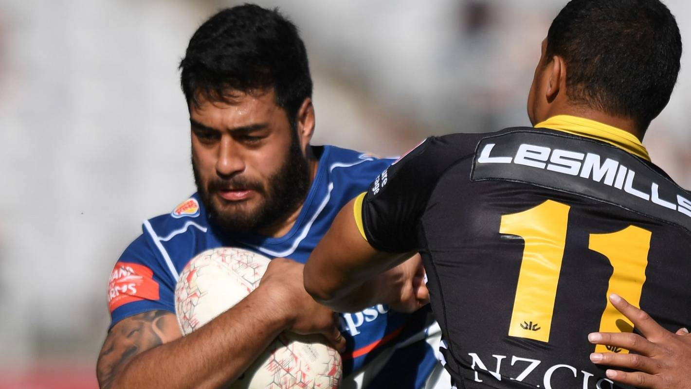 Canterbury bracing for supersized challenge against Akira Ioane and Auckland