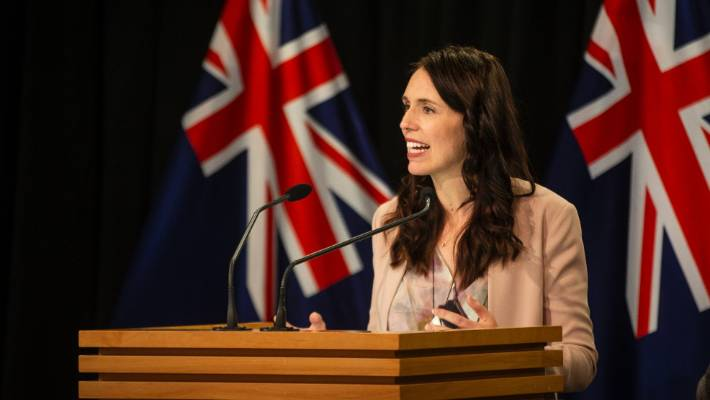 Prime Minister Jacinda Ardern will make the recommendation of the next Chief Justice.