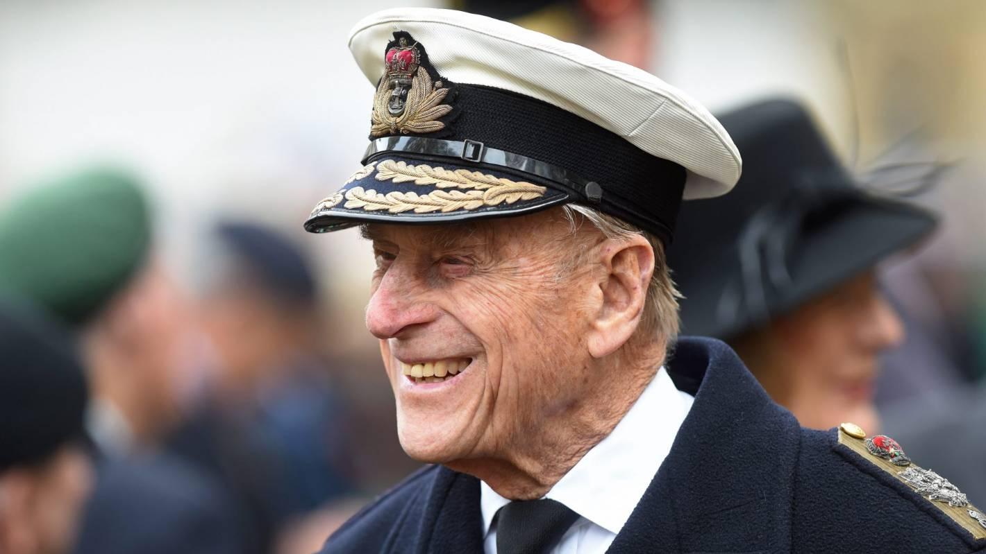Prince Harry bears a striking resemblance to a young Prince Philip ... 5672b17b0b7e