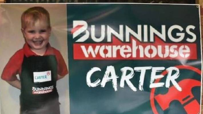 Four Year Old Perth Boy Carter Stingers Had His Birthday Party At A Local