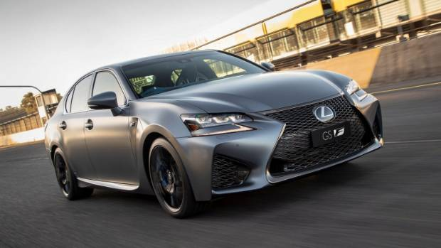 Lexus Was Named Most Reliable.