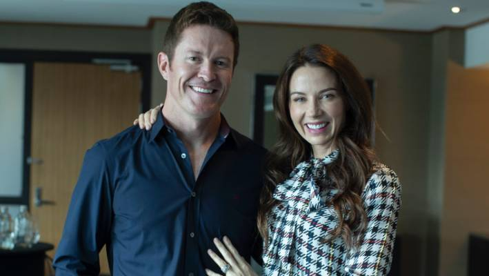 Scott Dixon and wife Emma are strong advocates for animal welfare.