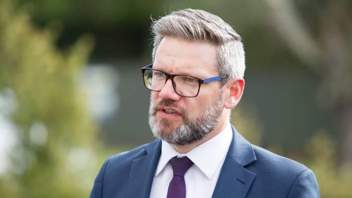 Labor minister Iain Lees-Galloway said