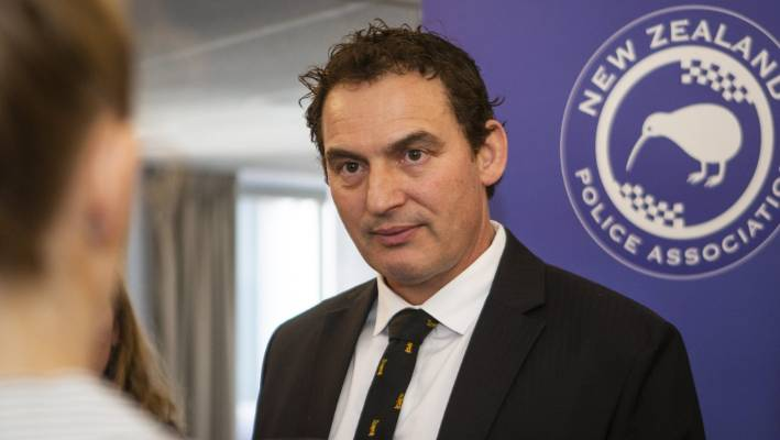 Police Minister Stuart Nash announced the appointment of Wally Haumaha to Deputy Commissioner in May.