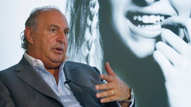 How was Philip Green named in UK #MeToo scandal? Euronews Answers