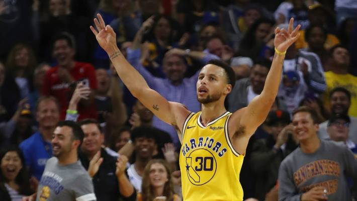 """The NBA star, Stephen Curry, was among high profile critics of CEO Under Armor when Donald Trump nominated as an """"asset""""."""
