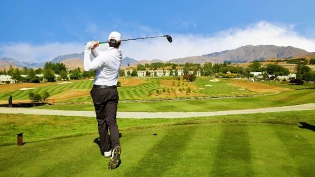 Millbrook Golf Resort in Queenstown.