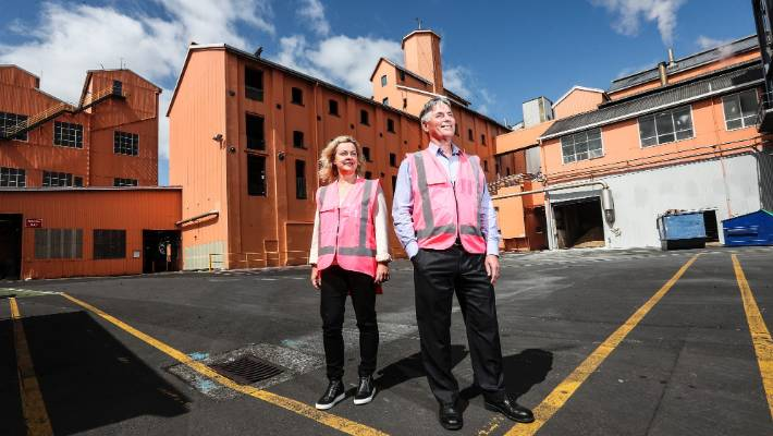 Auckland S Landmark Chelsea Sugar Works Opens Doors To Public Again